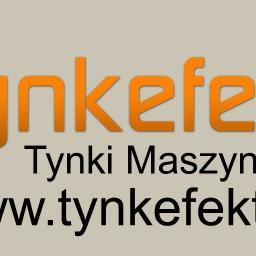 Tynkefekt - Tynk Natryskowy Blachownia