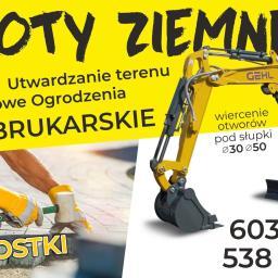 Bobbruk - Producent Ogrodzeń Betonowych Ząb