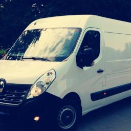 Transport Renault Master - Przeprowadzki Kretomino