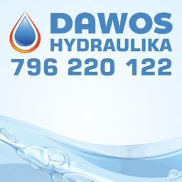 """,,DAWOS"""" Hydraulika - Rekuperacja Kamyk"""