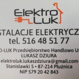 Elektro-Luk PHU - Oświetlenie Elewacji Płużnica