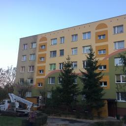 Ics Group - Mycie elewacji Opole