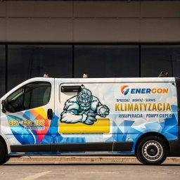 ENERGON - Instalacje Grzewcze Kobylanka
