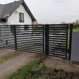 P. K. J ZAUNE Piotr Prokurat - Zabudowa balkonu Kołbaskowo