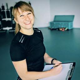 Trener Personalny - Kinga Pękała - Sporty drużynowe, treningi Rybnik