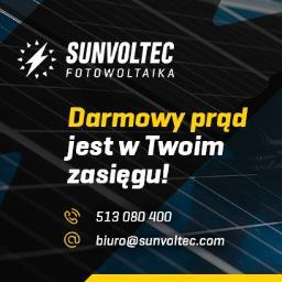 SUNVOLTEC - Zaopatrzenie w energię elektryczną Miedziana Góra