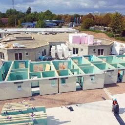 BB One Constructions Sp. z o. o. - Konstrukcja Dachu Białe Błota