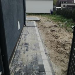 Mar kol - Ekipa budowlana Byszówka