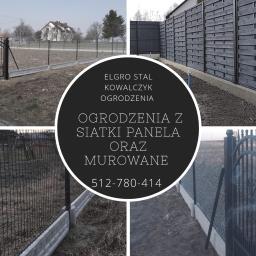 Elgro stal Ogrodzenia - Siatka ogrodzeniowa Wola Uhruska