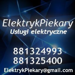 ElektrykPiekary - Elektryk Piekary Śląskie