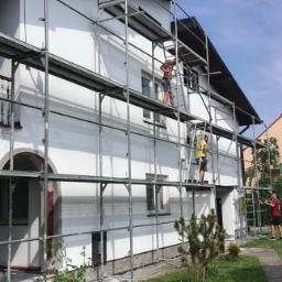 Mycie, malowanie fasad - Remont łazienki Modliborzyce