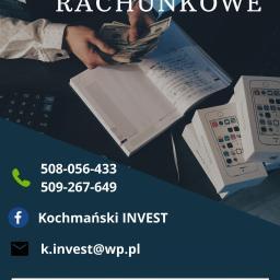 Kochmański INVEST - Doradca podatkowy Inowrocław