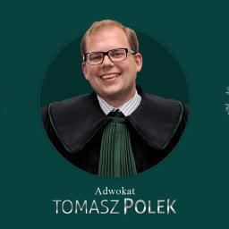 Zapraszam na www.adwokatpolek.pl