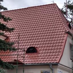 Usługi Blacharsko-Dekarskie Patryk Paw - Malowanie elewacji Dzierzgoń