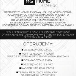 MG Home&Design - Budowa Domu Pod Klucz Wolbrom