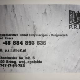 P.r.i.d. Knera Konrad - Kopanie Fundamentów Brzeg