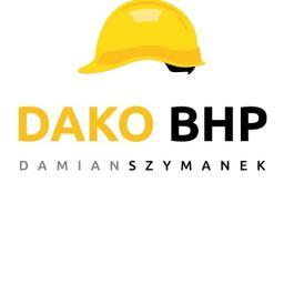 DAKO - BHP Damian Szymanek - BHP, ppoż, bezpieczeństwo Kleszczów