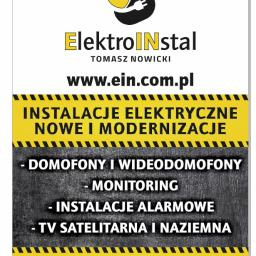 Elektro Instal Nowicki - Montaż anten Środa Wielkopolska