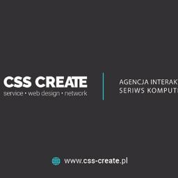 CSS-CREATE - Logo Stalowa Wola