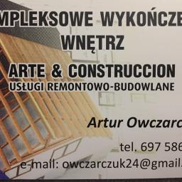 Arte&Construccion - Remonty biur Białystok