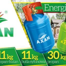 Axan Gaz sp. z o.o. sp.k. - Dla energetyki i gazownictwa Grzegorzew