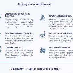 Komplesowe ubezpieczenia - Ubezpieczenia na życie Białystok