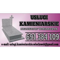Usługi Kamieniarskie Krzysztof Winiarczyk - Parapety kamienne Włocławek