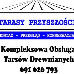 Tarasy Przyszłości - Balustrady Gorzów Wielkopolski