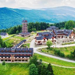 Beskidzki Raj - Hotel SPA Stryszawa
