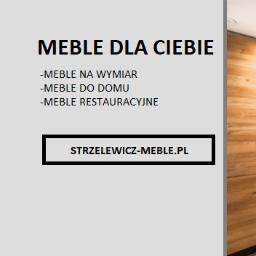 Strzelewicz-meble - Schody drewniane Gniewkowo
