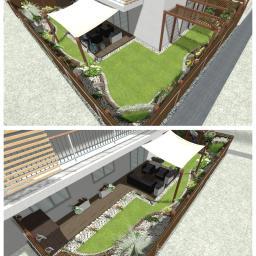 Projektowanie ogrodów Kraków 2