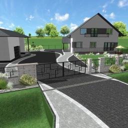 Projektowanie ogrodów Kraków 8