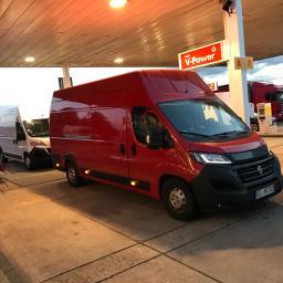 Kristof transport - Firma transportowa Brzeziny