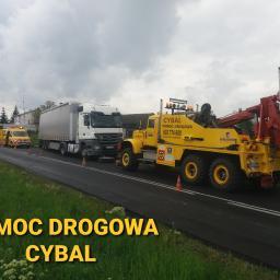 Cybal Pomoc Drogowa TIR, osobowe. 603 774 609 Wolsztyn, Leszno, Sulechów, Nowy Tomyśl - Firma transportowa Wolsztyn