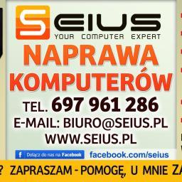 Seius Krzysztof Zmyślony - Firma IT Twardogóra