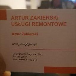 usługi remontowe - Ramonty Łazienek Lublin