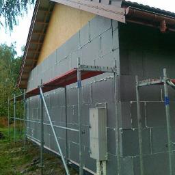 Ocieplanie budynków Niedoradz 4