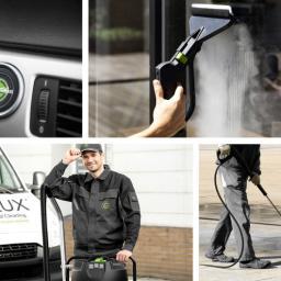 Mobilna myjnia parowa GTLUX Olsztyn - Sprzątanie Biurowców Olsztyn