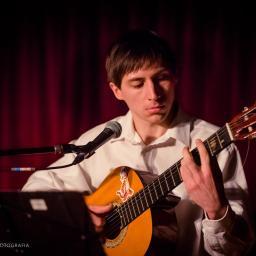 Jakub Wojciechowski - Nauka Gry na Gitarze Kraków