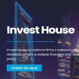 Invest House - Kredyt Dla Firm Kraków
