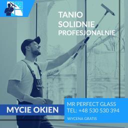 Mr. Perfect Glass - Praca na Wysoko艣ci 艁ód藕