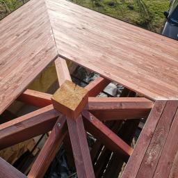 Wood-Bud - Krycie dachów Międzybrodzie Żywieckie