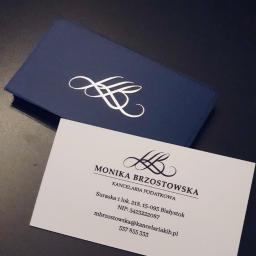 Kancelaria Podatkowa Monika M. Brzostowska - Firma konsultingowa Białystok