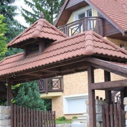 Usługi ogólnobudowlane - Naprawa dachów Gdańsk