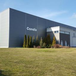 Condix Expo - Zadaszenie Tarasu Mrowino