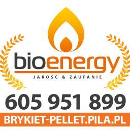 Pellet & Brykiet | Bio Energy Jakość & Zaufanie - Skład opału Piła