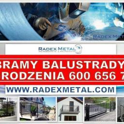 Radexmetal.com - Sprzedaż Ogrodzeń Słupsk