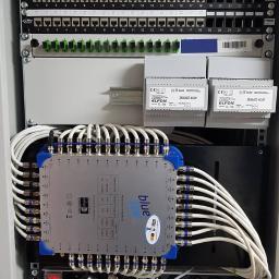 MAKROsystem - Montaż anten Toruń