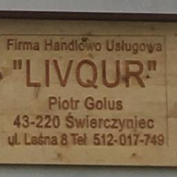 FHU LIVQUR - Firma Dekarska Świerczyniec