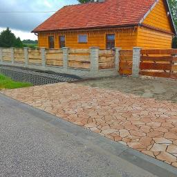 Jachnar - Roboty ziemne Kazimierza Wielka